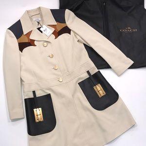 Coach Calico coat. RARE!!!